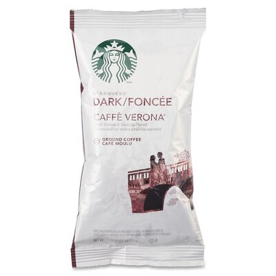 Starbucks Coffee - Caffe Verona - Pillow Pack - 18ct Box