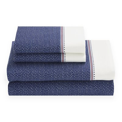 All Star 180 Thread Count Sheet Set Size: Twin