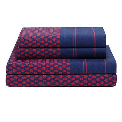 Heraldry 180 Thread Count Sheet Set Size: Queen