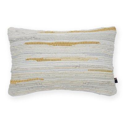 Rag Rug Decorative Lumbar Pillow