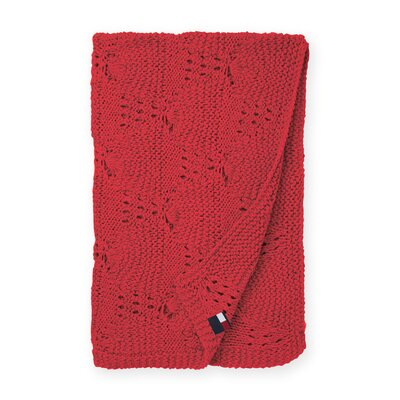 Bar Harbor Cotton Throw Blanket