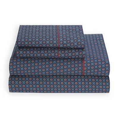 Falmouth Foulard Standard Pillowcase Size: King