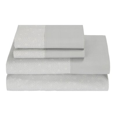 Mission Dot 200 Thread Count Sheet Set Size: California King