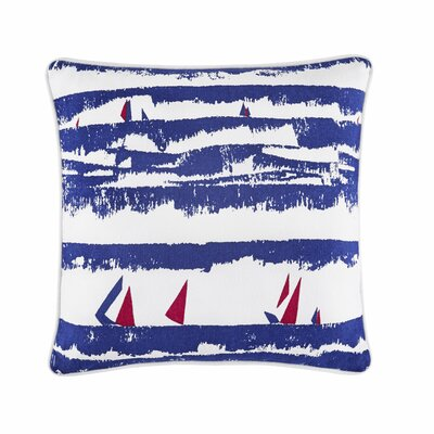 American Regatta Decorative Cotton Throw Pillow