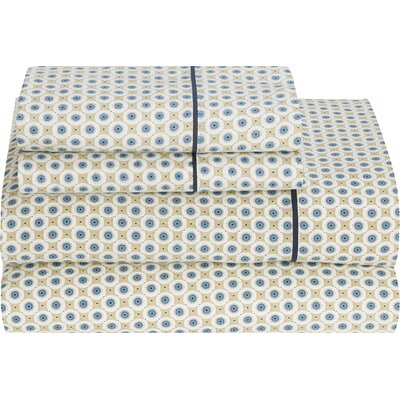Falmouth Foulard 200 Thread Count Sheet Set by Tommy Hilfiger