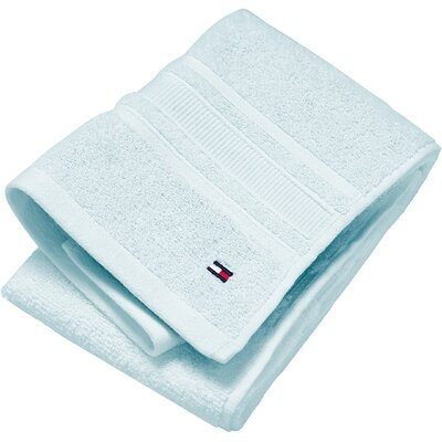Hand Towel (Set of 6) Color: Crystal Blue