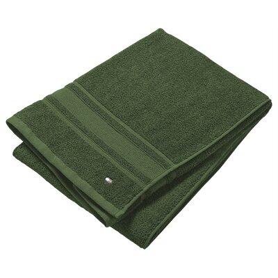 Bath Towel (Set of 6) Color: Green Pasture