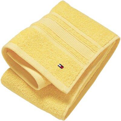 Hand Towel (Set of 6) Color: Snapdragon