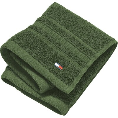 Washcloth (Set of 6) Color: Green Pasture