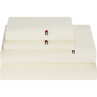 Signature 200 Thread Count Sheet Set Size: Twin, Color: Mellow
