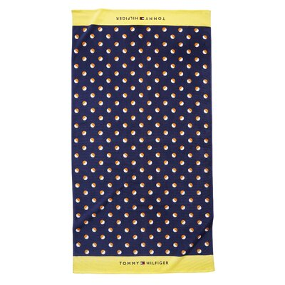 Waikiki Moonlight Beach Towel