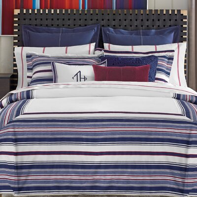 Sutton Stripe Comforter Set Size: Twin