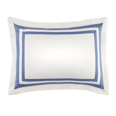 Ellis Island Ikat 100% Cotton Lumbar Pillow