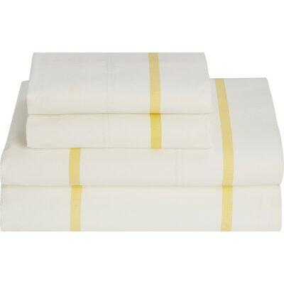 High Sierra Stripe 180 Thread Count Queen Sheet Set