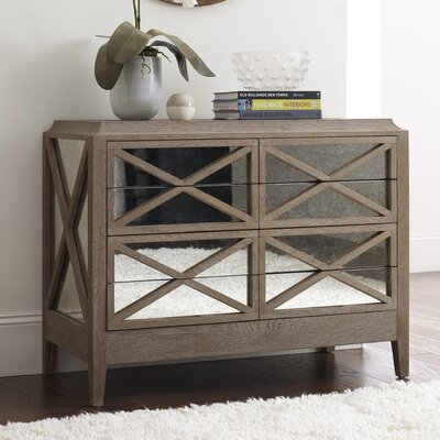 Ludo 8 Drawer Double Dresser