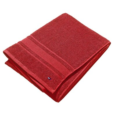 Signature 6 Piece Towel Set Color: Red