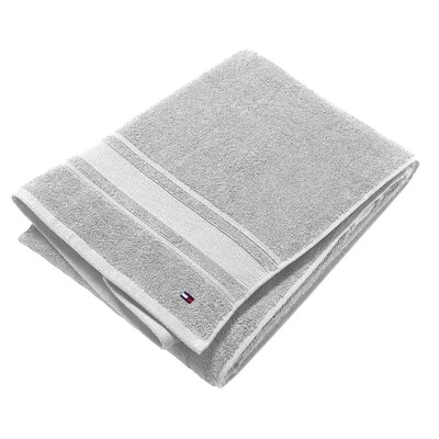 Signature 6 Piece Towel Set Color: Gray