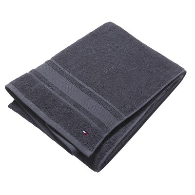 Signature 6 Piece Towel Set Color: Folkstone Gray