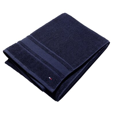 Signature 6 Piece Towel Set Color: Medieval Blue