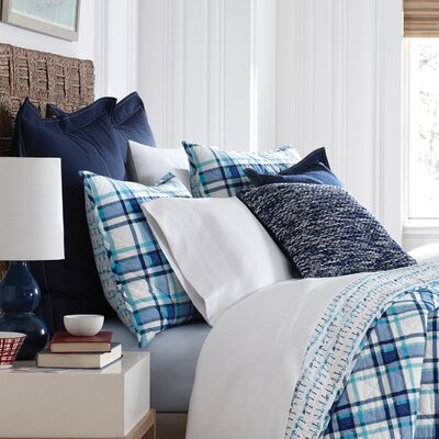 Sheffield Plaid Sham