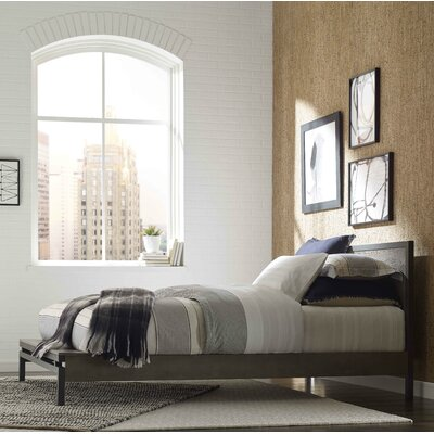 Ascher Queen Platform Bed