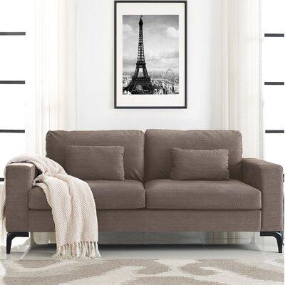 Austin Standard Sofa Upholstery: Neutral Bluff