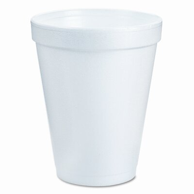 Dart Container Corp. Drink Foam Cups, 10 Ounces, 40 Bags of 25 Per Carton at Sears.com