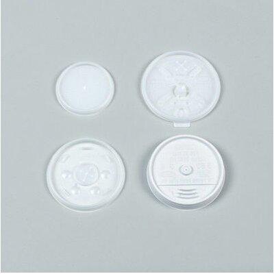 20 Oz Translucent Plastic Cold Cup Lids DCC24SL05
