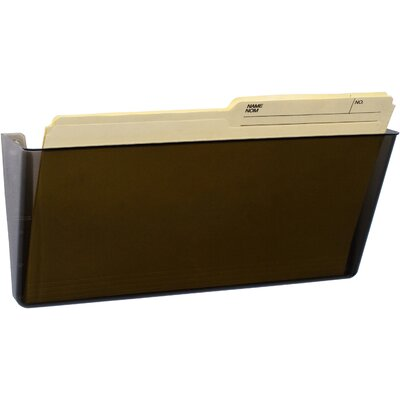 Letter Wall File Size: 7 H x 16 W x 4 D