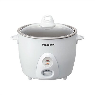 5.5 Cup Rice Cooker / Steamer SR-G10G