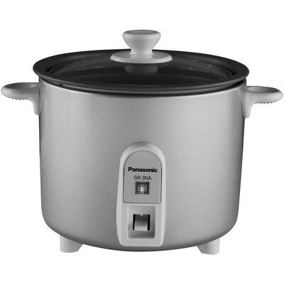 1.5 Cup Rice Cooker / Steamer SR-3NAS