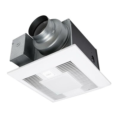 WhisperGreen Select� Energy Star Bathroom Fan with Light