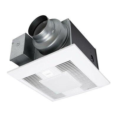 WhisperGreen Select Energy Star Bathroom Fan with Light