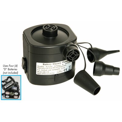 Image of Pure Comfort Battery Powered Air Pump (8509BP)