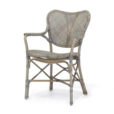Jordan Arm Chair Finish: Elm Grey