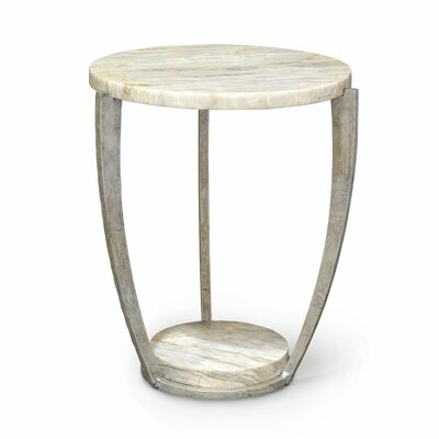 Brandt Marble End Table