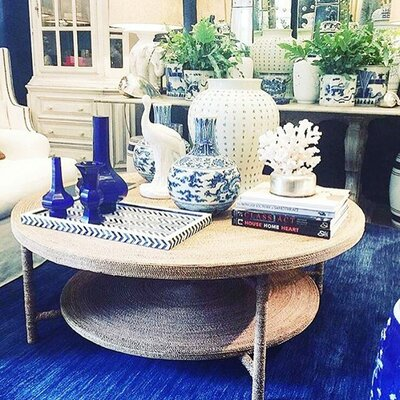 Jeffrey Alan Marks Monarch Coffee Table