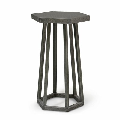 Aria Hex End Table