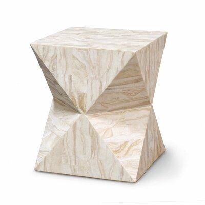 Triton Stone End Table