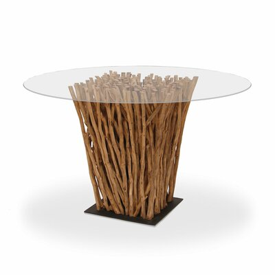 Driftwood Stick Dining Table