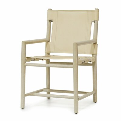 Jeffrey Alan Marks Whiskey Dining Arm Chair