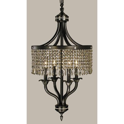 Princessa 4-Light Pendant
