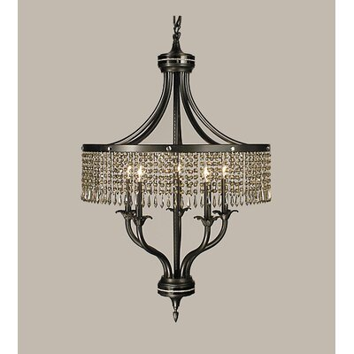 Princessa 5-Light Pendant