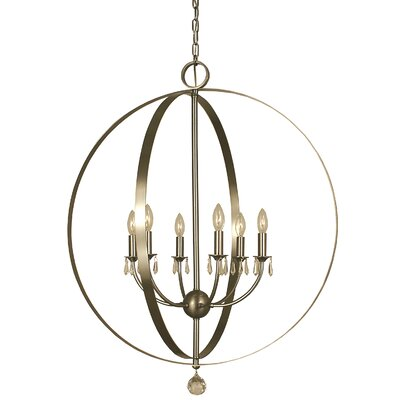 Constellation 6-Light Foyer Pendant