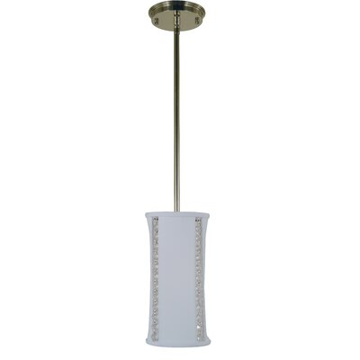 Michele 1-Light Mini Pendant