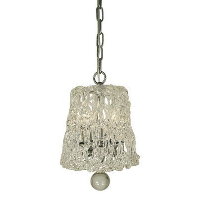 Brocatto 3-Light Mini Pendant Finish: Polished Nickel