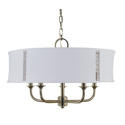 Michele 5-Light Drum Chandelier