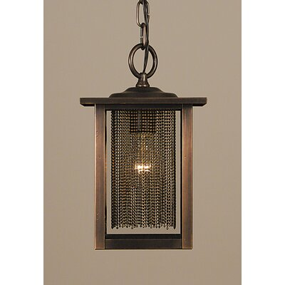 Gymnopedie 1-Light Foyer Pendant