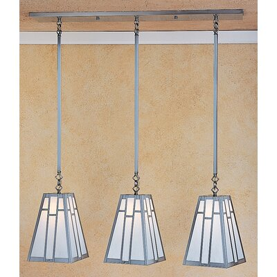 Asheville 3-Light Kitchen Island Pendant