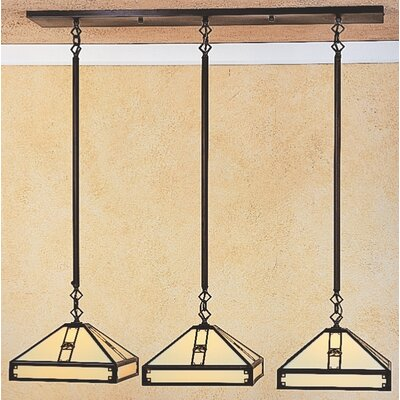 Pasadena 3-Light Kitchen Island Light